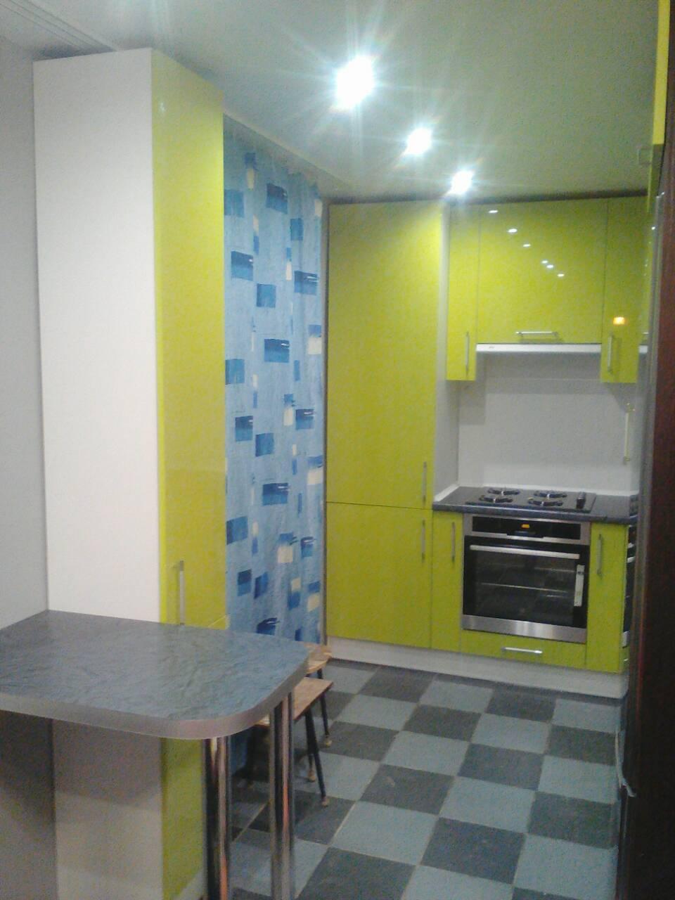 кухня на заказ самара