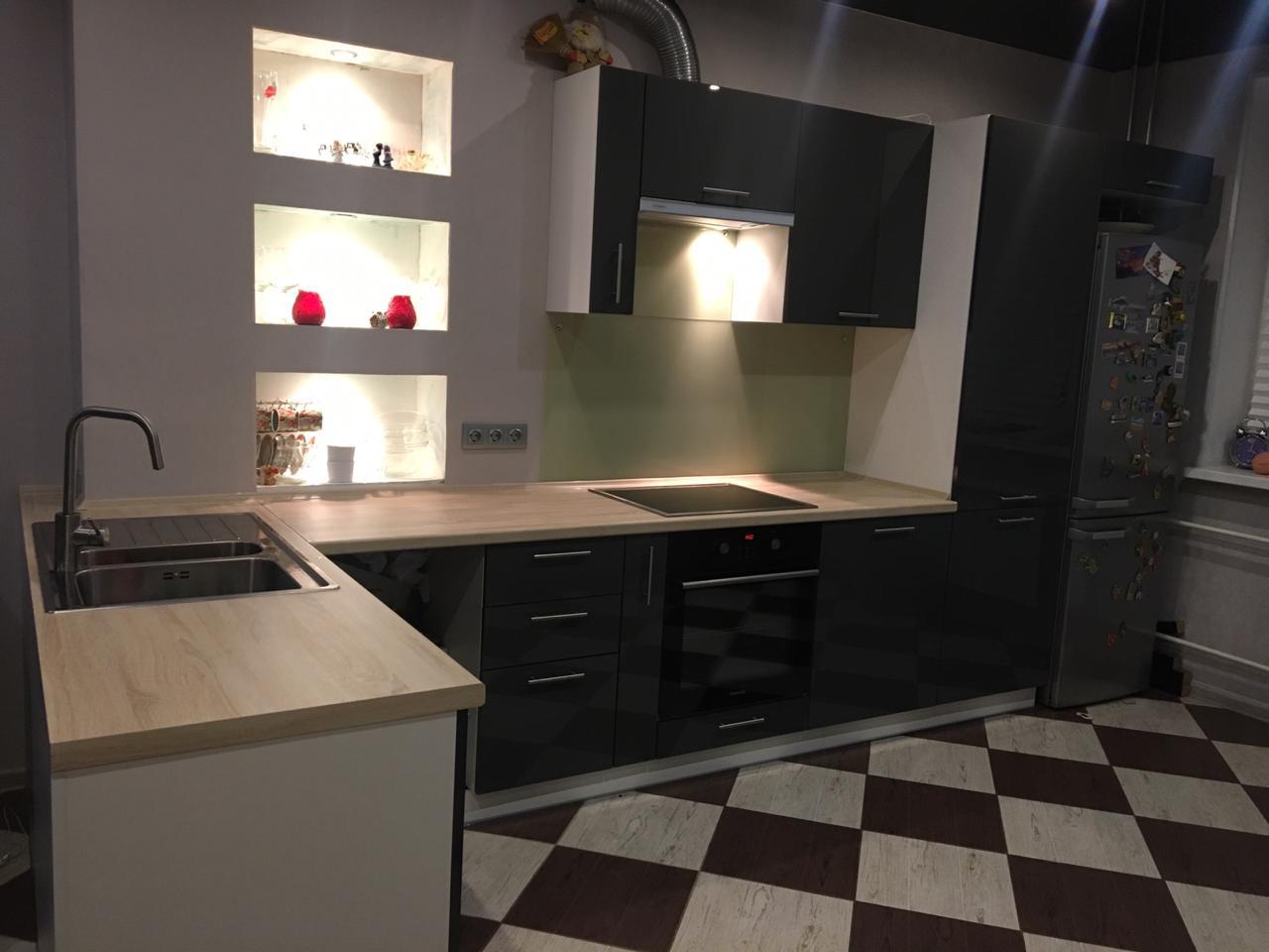 кухни в Самаре на заказ