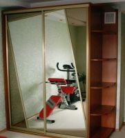 Шкаф купе Размер (ВхШхГ): 2500х1700х600 Срок изготовления: 7 рабочих дней. Цена 17 500 руб