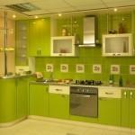 Кухни фасад пластик