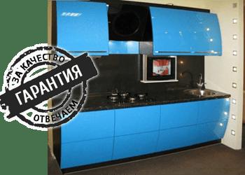 Кухни с крашеными фасадами, с фасадами лак