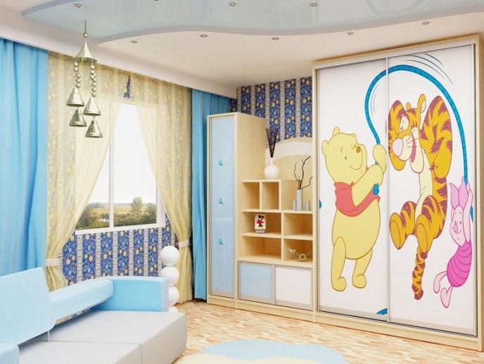 Шкаф в детскую. Правила выбора