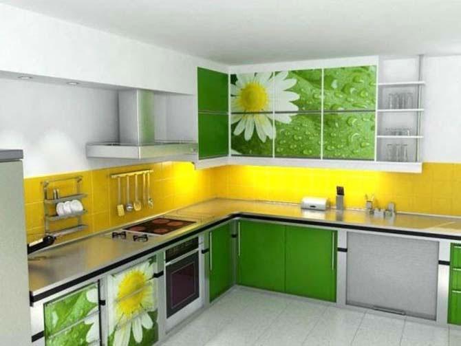 Идеальное обустройство кухонного пространства