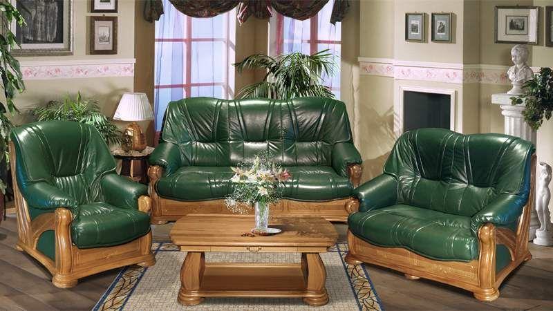 Кожаная мебель. Основные свойства и особенности ухода