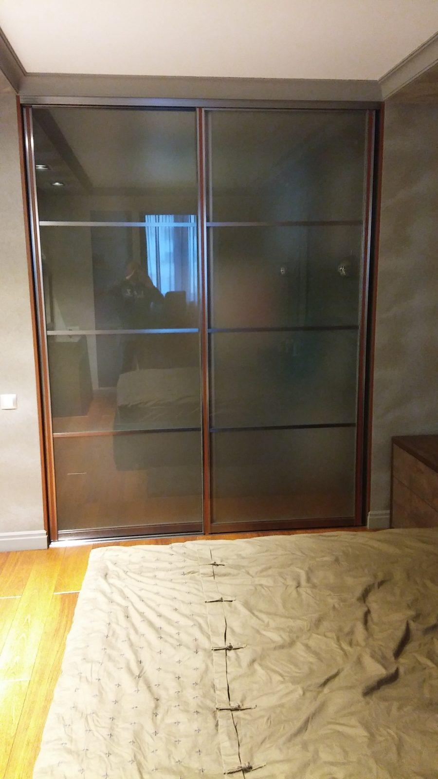 Наши работы: шкаф-купе, кухня фото