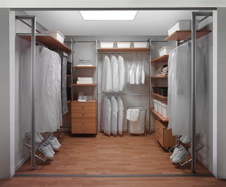 гардеробная на заказ в Самаре